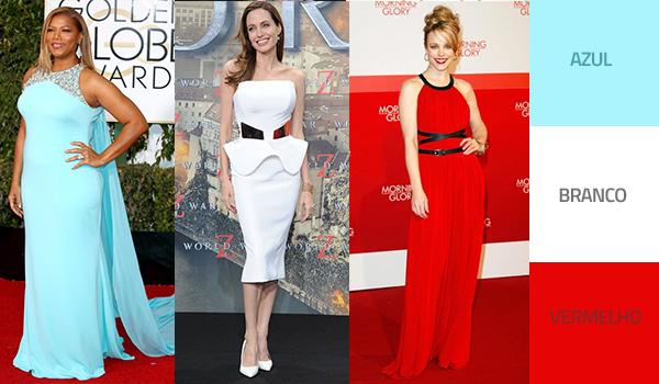 Tons Neutros: Queen Latifah / Angelina Jolie / Rachel McAdams