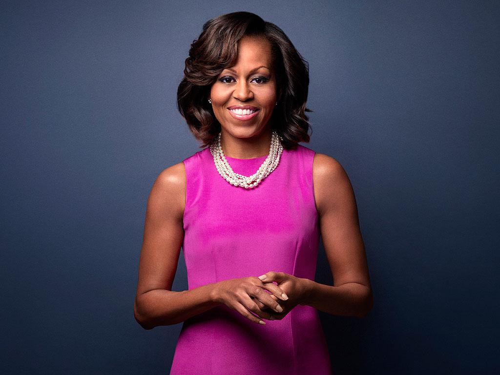 Michelle Obama - Lições de moda