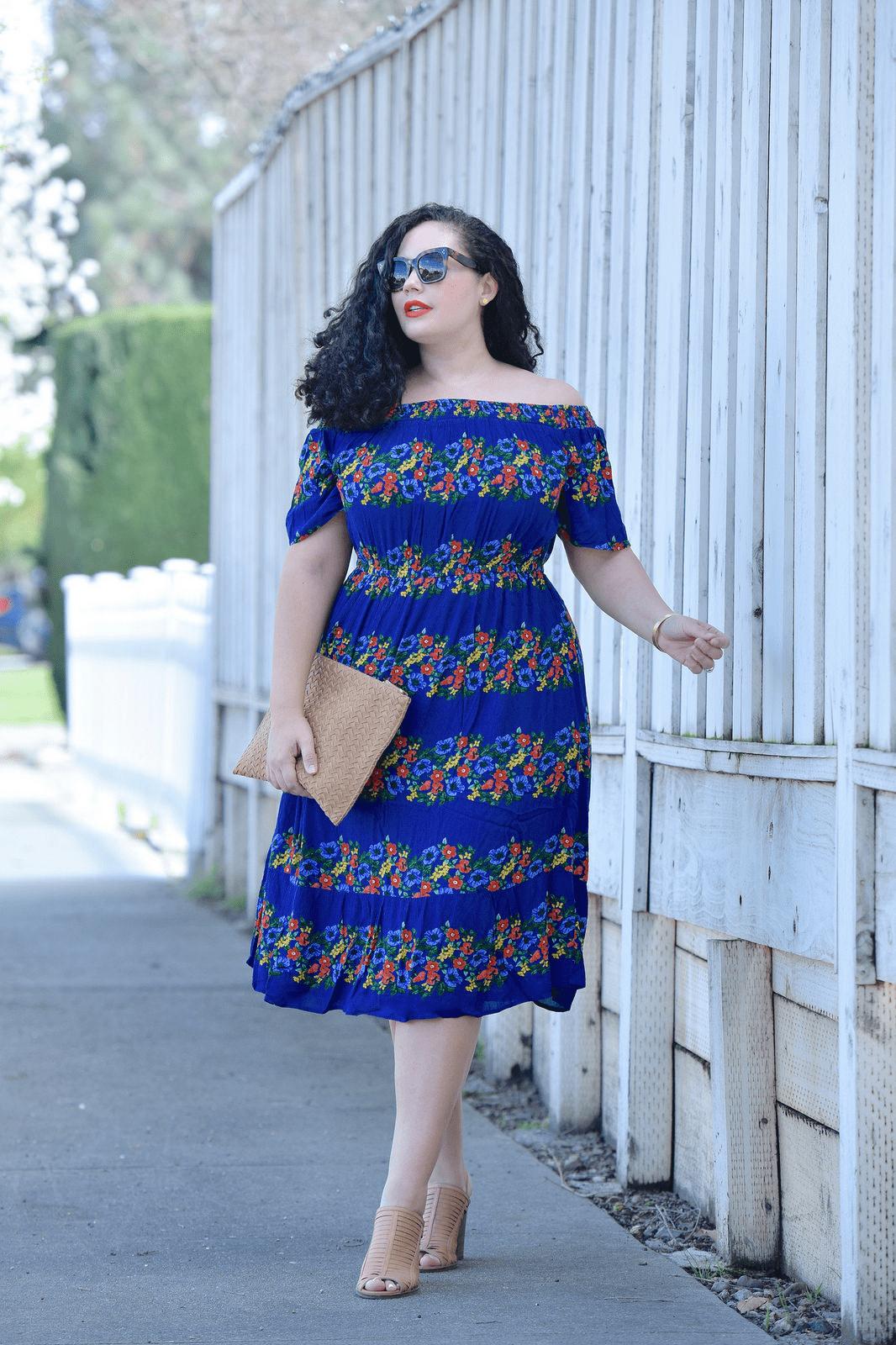 O poder do vestido Girl With Curves