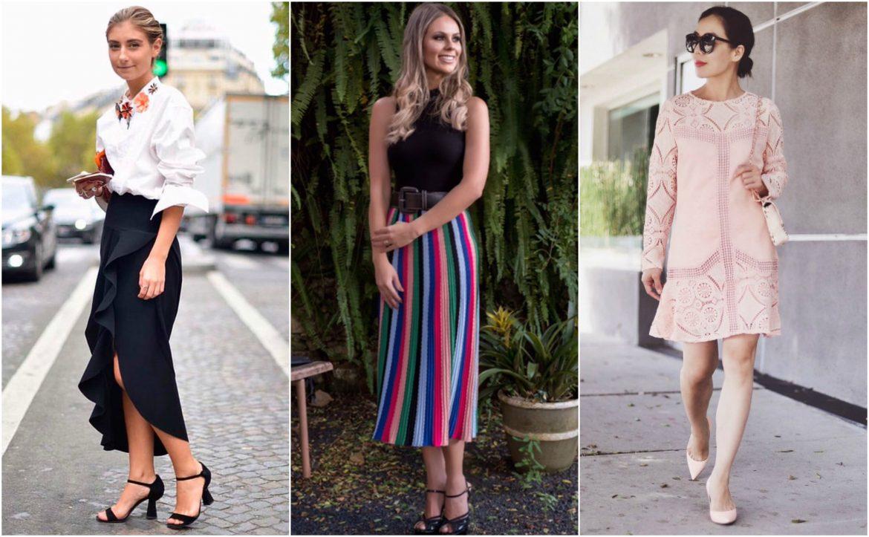Tendências de moda para a primavera