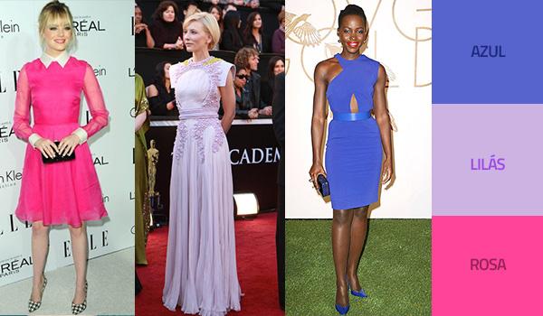 Tons Frios: Emma Stone / Cate Blanchett / Lupita Nyong'o