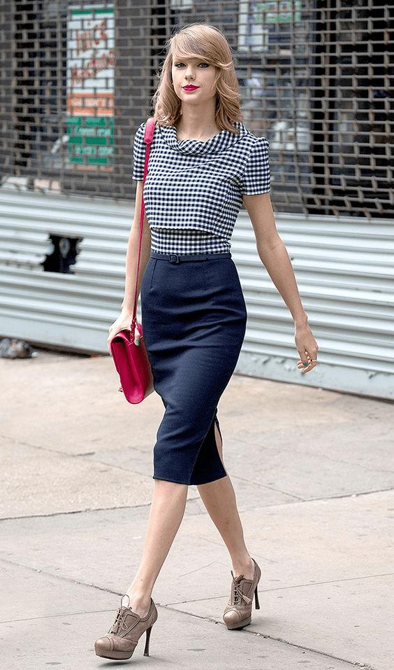Taylor Swift / Reprodução Pinterest