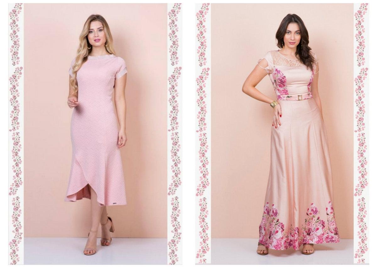 37bf075641e5 Os Melhores Modelos de Vestidos Plus Size Para Festas de Casamento ...